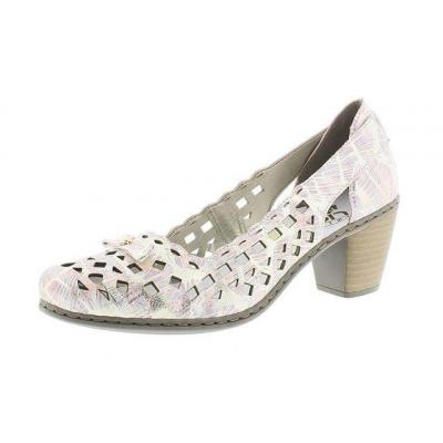 Туфли летние женские Rieker артикул 40965-90