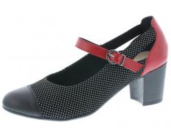 Туфли летние женские Remonte артикул D0803-01
