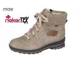 Ботинки женские Rieker артикул Z2430-64