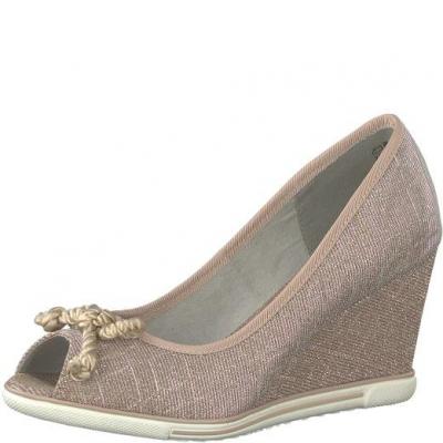 Туфли летние женские MARCO TOZZI артикул 2-29305-22-592
