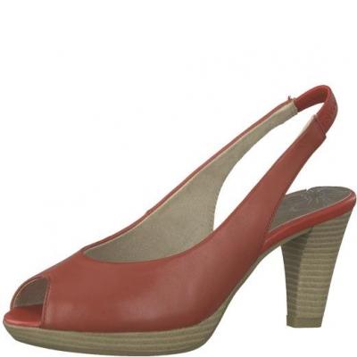 Туфли летние женские MARCO TOZZI артикул 2-29605-22-533