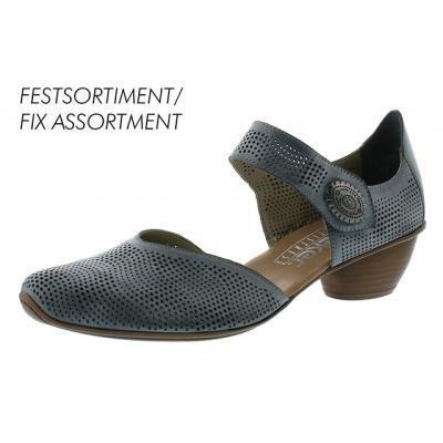 Туфли летние женские Rieker артикул 43767-14