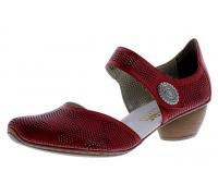 Туфли летние женские Rieker артикул 43767-33