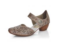 Туфли летние женские Rieker артикул 43786-64