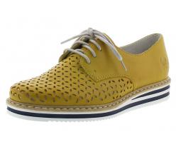 Туфли летние женские Rieker артикул N0215-68