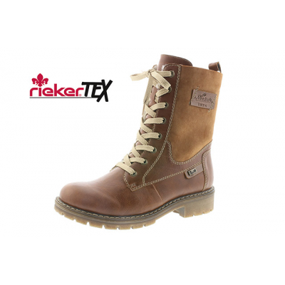 Ботинки женские Rieker артикул Y9114-25